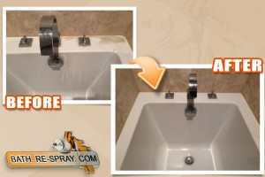 Bath Repair for hotel
