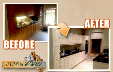 Why Kitchen Respraying Is The Best Option