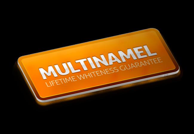 Bath reglazing product Multinamel logo