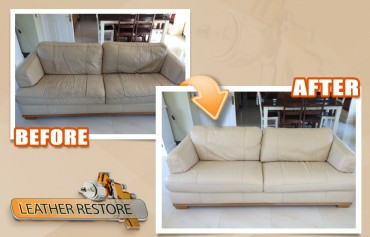 How Does Leather Restoration Work