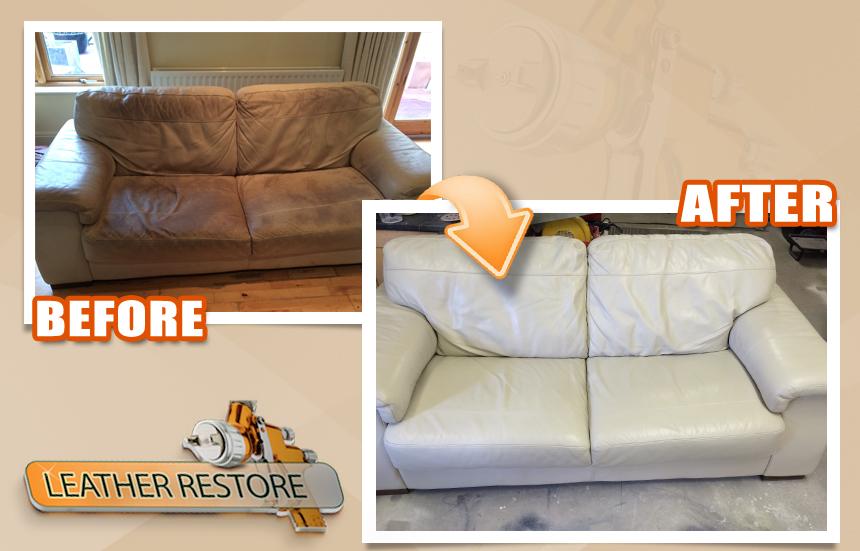 Natuzzi Sofa Restoration