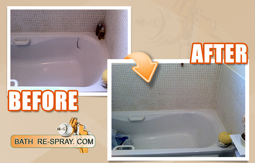 bath hole repair