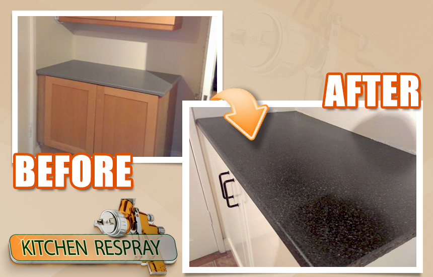 worktop resurfacing