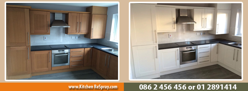 kitchen respray dublin - Kitchen Spraying