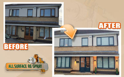 ReSpray your PVC windows and doors